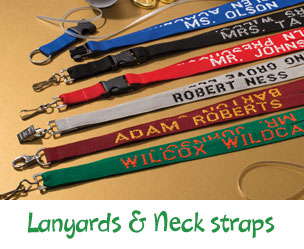 Lanyards & Neck straps