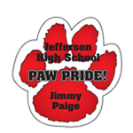 1204 - Paw Magnet Separated Pad