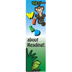 1272 - Wild Reading Ribbon