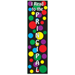 1298 - Retro Dots Bookmark