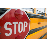 1391 - School Bus Stop Sign