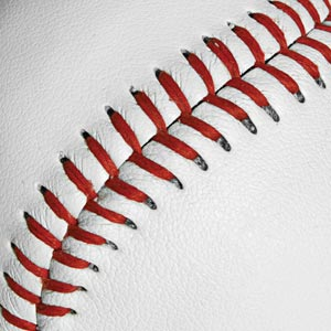 1490 - Close Up Baseball