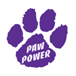 2224 - Purple Paw Power