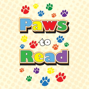 2592 - Paws to Read Dog Tag
