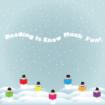 2689 - Reading Is Snow Much Fun