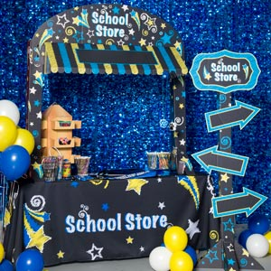 4014 - School Store Table Top A