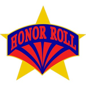 4231 - Honor Roll Star