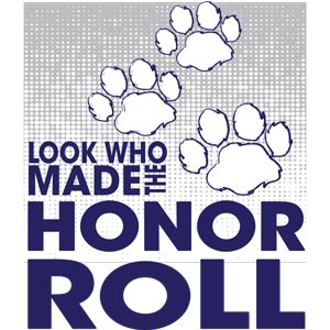 4244 - Honor Roll Paw