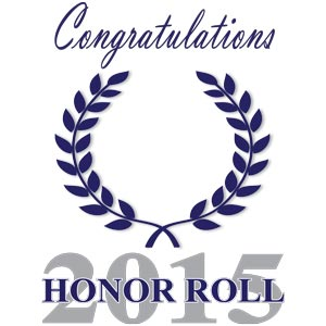 4245 - 2015 Honor Roll
