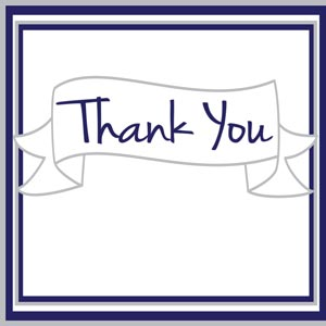 4252 - Thank You Banner