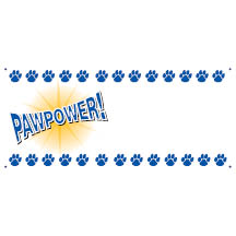 0625 - PAW POWER