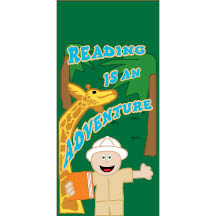 0343 - Reading is an Adventure