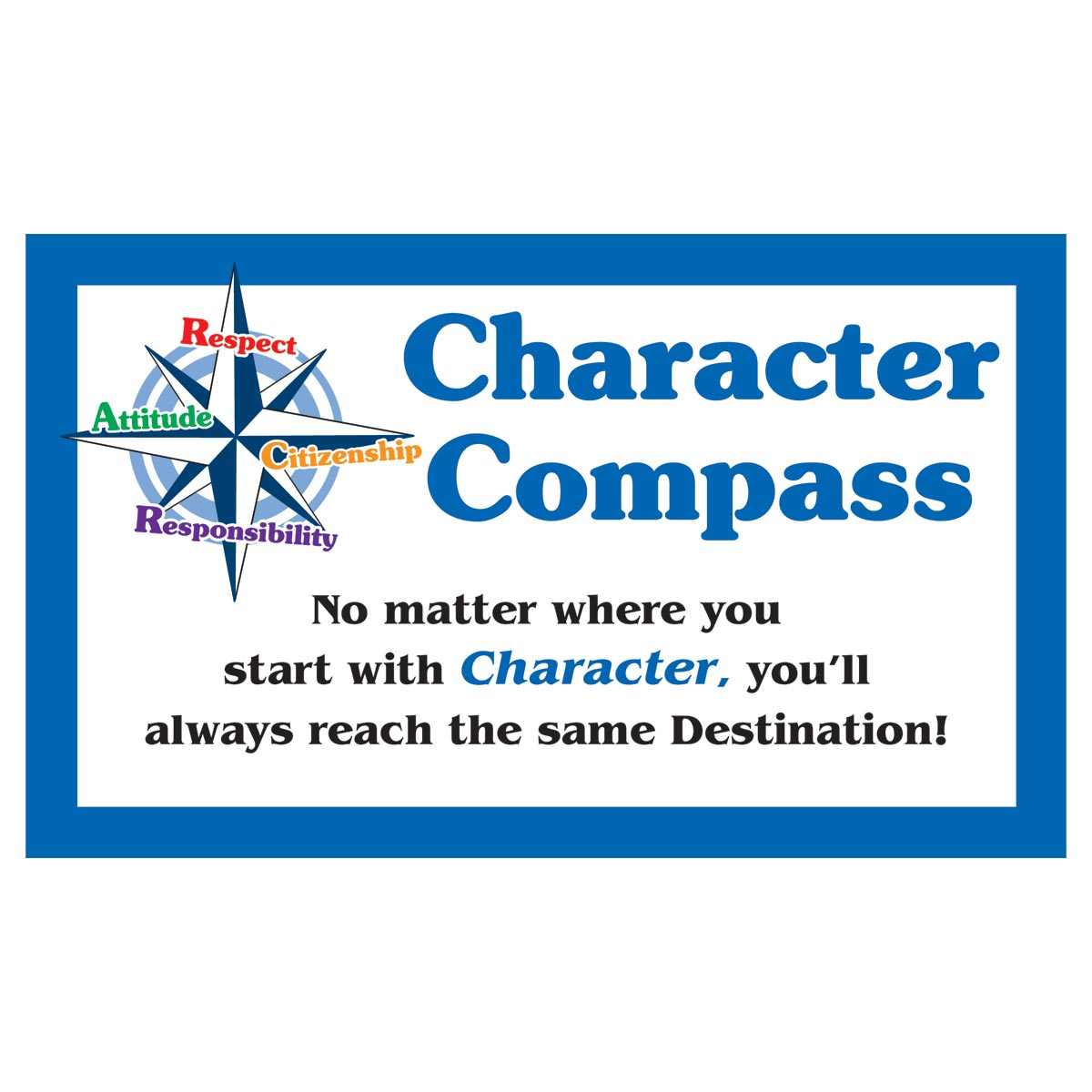 2009 - Character Compass banner