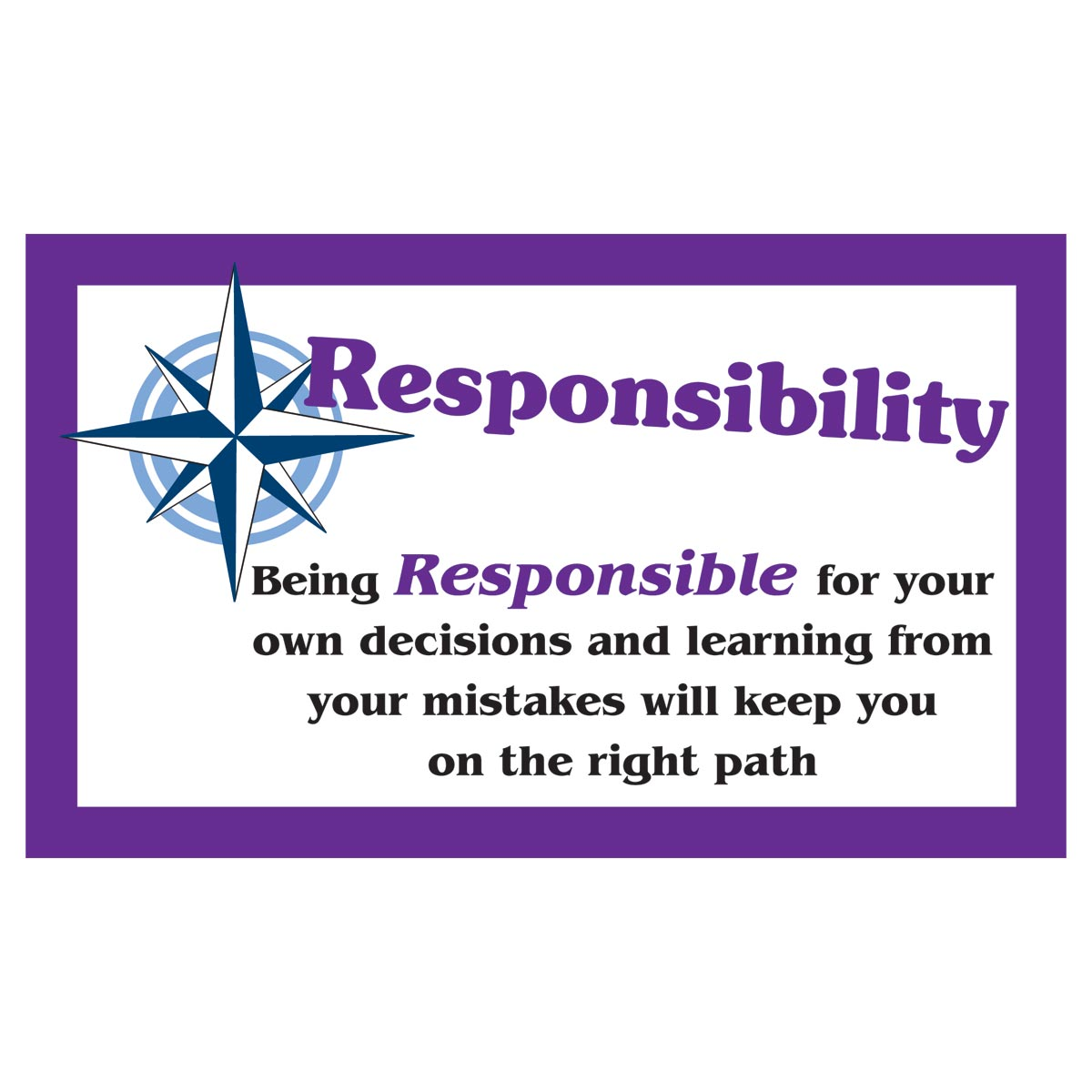 2010 - Responsibility Character