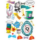 Alice in Wonderland Photo Prop Kit
