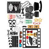 Hollywood Photo Prop Kit