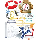 Nautical Photo Prop Kit