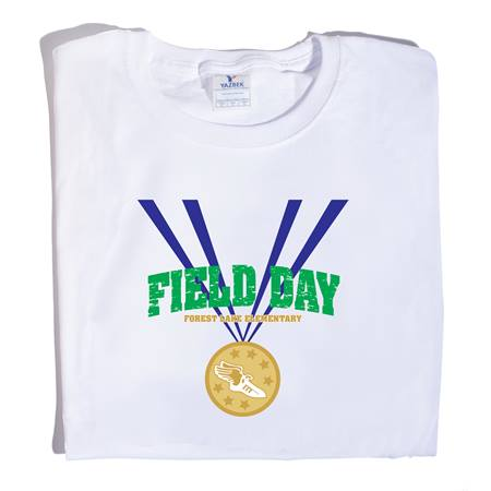 Field Day/Medallion Youth T-Shirt