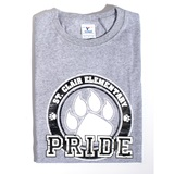 Paw Pride Adult T-Shirt -Black Design