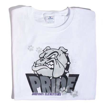 Bulldog Pride Adult T-Shirt