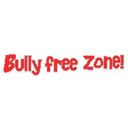 Fence Decoration Cups Kit - Bully Free Zone