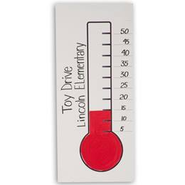 Thermometer Tracking Chart