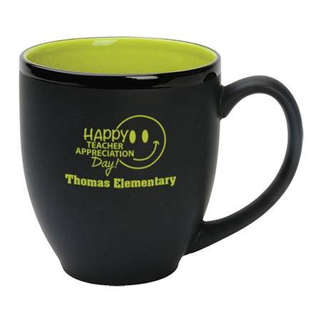 Two-color Bistro Mug