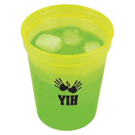 Cool Color Cup - 16 oz.