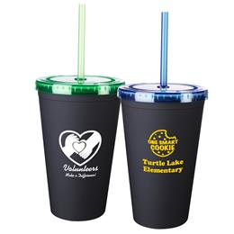 Midnight Colors Tumbler