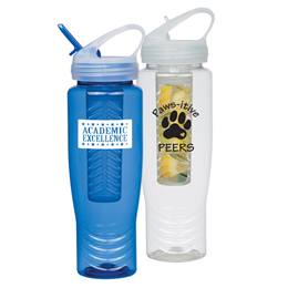 Sport Bottle with Fruit Infuser