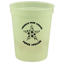 12 oz. Glow-in-the-Dark Fun Cup