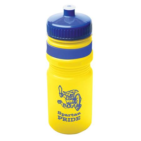 20 oz. Amanzi Sport Bottle with Push/Pull Lid