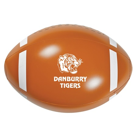 Inflatable Beach Ball - Football