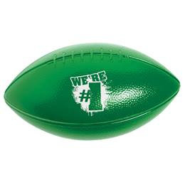 Mini Football - Green We're #1