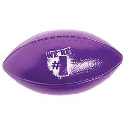 Mini Football - Purple We're #1