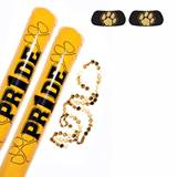 Paw Pride Set - Gold/Black