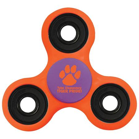 Custom Fidget Spinner (min qty. 100)