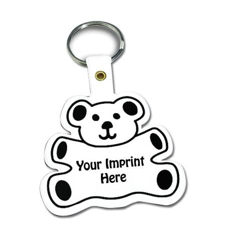Bendy Teddy Bear Key Chain