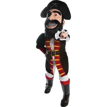 Pirate Mascot Costume