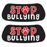 Anti-Bully Eye Black - Stop Bullying