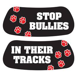 Anti-Bully Eye Black - Stop Bullies in Their Tracks