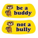 Anti-Bully Eye Black - Be a Buddy Tiger