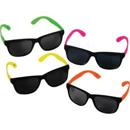 Neon Band Sunglasses