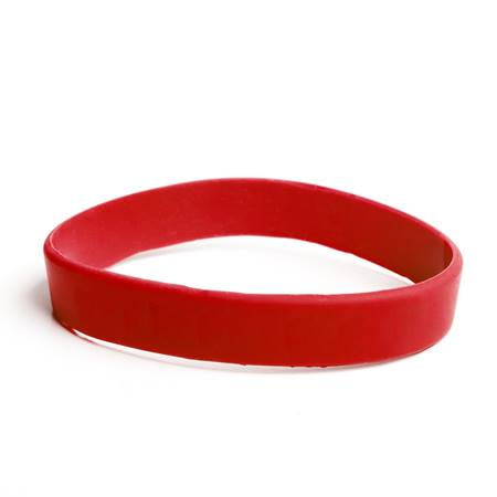 Scented Blank Wristband - Red