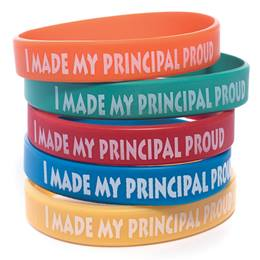 I Made My Principal Proud Wristband Assortment, 25/pkg