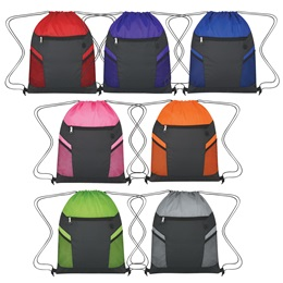 Blackpatch Drawstring Backpack