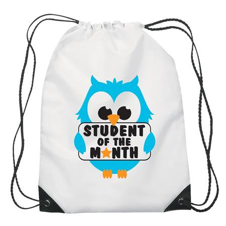 Student of the Month Owl Backpack