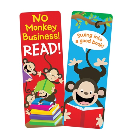Monkeys Bookmarks