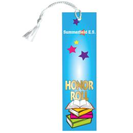 Custom Bookmark - Honor Roll Books