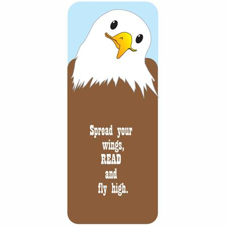 Animal Bookmark - Eagle